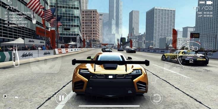 تحميل لعبة GRID Autosport للأندرويد