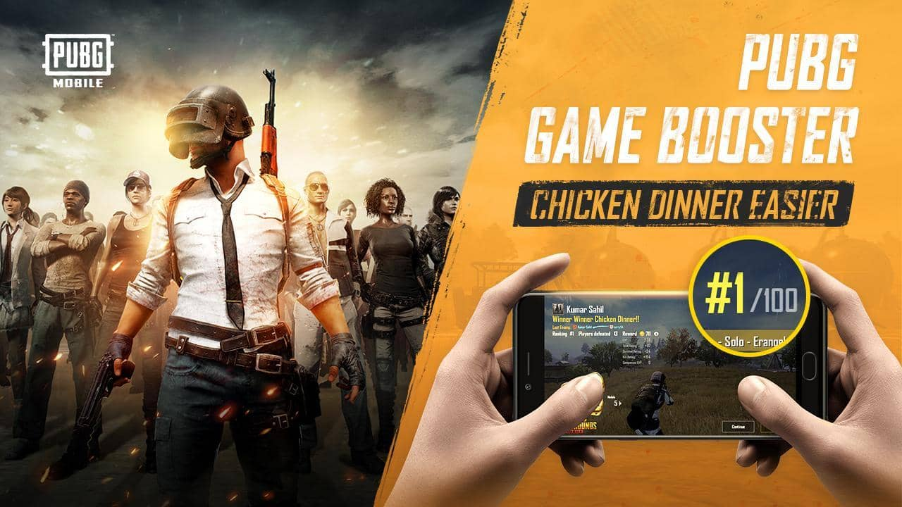تحميل لعبة PUBG Mobile للأندرويد