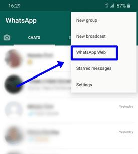 برنامج قراءة رسائل الواتس اب