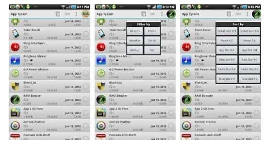 برنامج Uninstaller – Quick App Manager