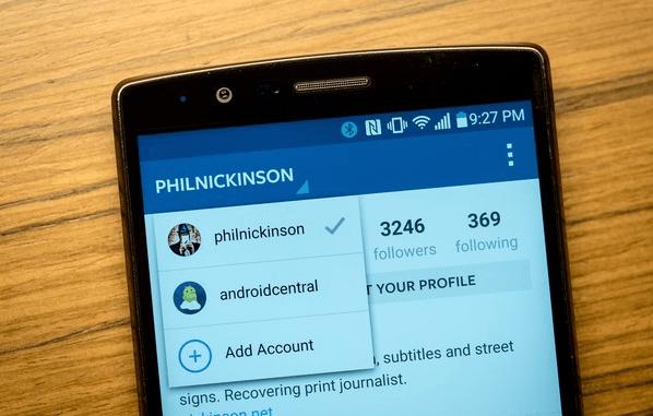 كيفية تنزيل انستقرام ثاني للاندرويد - حسابين Instagram بدون رقم هاتف