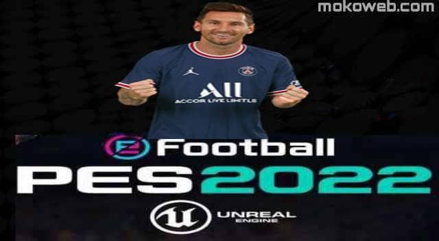 تحميل لعبة بيس 2022 للاندرويد efootball 2022 بدون انترنت