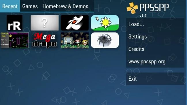 نسخة mod APK من PPSSPP Gold