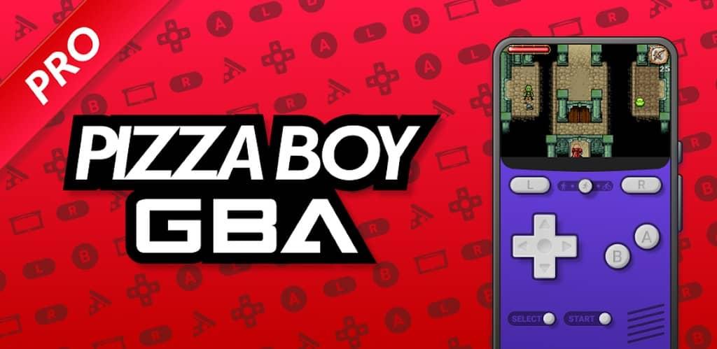تحميل تطبيق Pizza Boy GBA Pro Apk للاندرويد