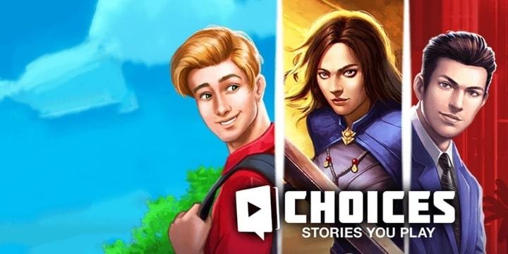تحميل لعبة Choices: Stories You Play للاندرويد